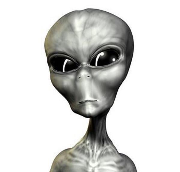 Bild 1 von 4: Wer sind die befremdlich aussehenden Geschöpfe, die unseren Planeten angeblich seit Jahrtausenden besuchen? Forscher nennen sie \