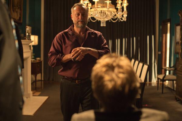 Bild 1 von 17: Obwohl Gangsterboss Viggo Tarasof (Michael Nyqvist) einen Haufen Auftragskiller rekrutiert, gelingt es ihm nicht, die rächende Killermaschine John Wick zu stoppen, die es auf seinen Sohn abgesehen hat ...