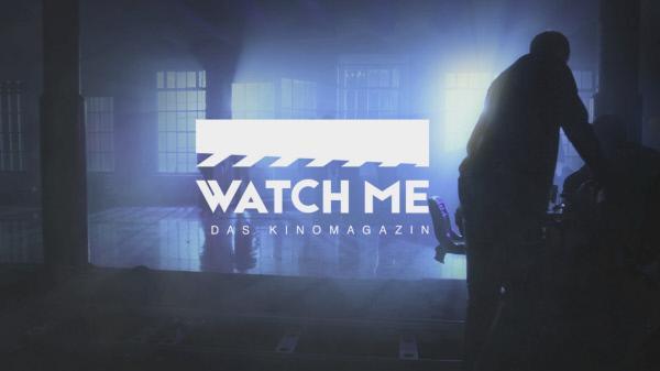 Bild 1 von 3: WATCH ME - DAS KINOMAGAZIN - Logo