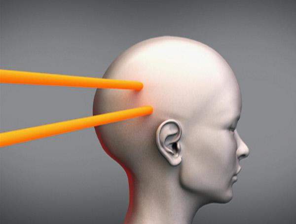Bild 1 von 1: Eine Frau, die seit langer Zeit unter Depressionen litt, hat sich das Leben genommen. Bei der Obduktion werden zwei Schusslöcher im Kopf der Frau entdeckt. Wie konnte sie sich zweimal erschießen?
