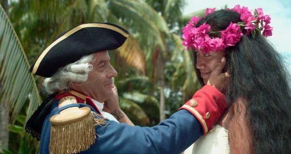 Bild 1 von 13: Geburt eines Mythos: Die Tahitianerinnen gehen offen auf die Franzosen zu.