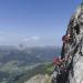 Der Mindelheimer Klettersteig