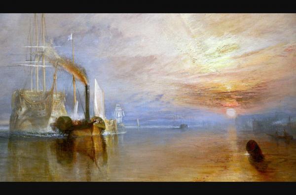 Bild 1 von 5: Das Gemälde \
