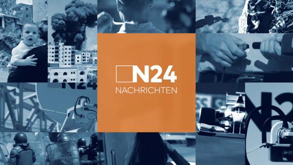 Bild 1 von 1: N24 Nachrichtengrid