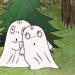 Laban, das kleine Gespenst
