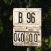 Die B96 - Legendäre Fernstraße