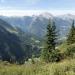 Berge, Seen und wilder Wald