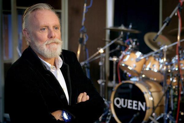 Bild 1 von 3: Roger Taylor, Gründungsmitglied der Rockgruppe Queen