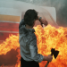 Flugzeug-Katastrophen - Feuer an Bord