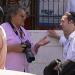 Bilder zur Sendung: Schockbilder - Der Mann, der mit Werbung Politik macht