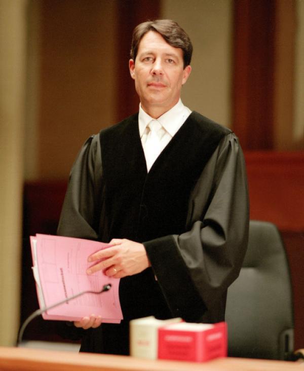 Bild 1 von 4: Das Strafgericht