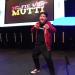 Chris Tall live! Selfie von Mutti