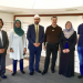 Muslimische Friedenskämpfer mit Prävention gegen den Terror
