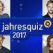 Das große Jahresquiz 2017
