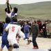 Ritoma, ein Dorf im Basketballfieber