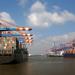 Bilder zur Sendung: Große Pötte und schwere Lasten - Malochen im Hamburger Hafen
