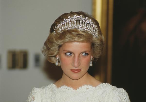 Bild 1 von 3: Prinzessin Diana Anfang der 1980er Jahre.