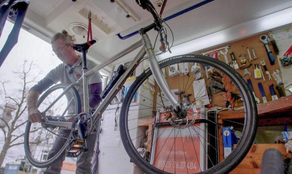 Der Fahrradflüsterer