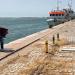 An der Sandalgarve in Portugal - Blaue Züge, blaues Meer