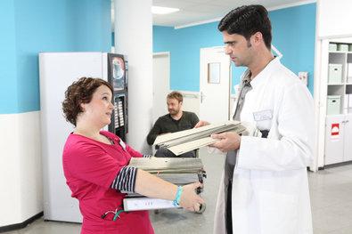 Bettys diagnose undercover boss serie krankenhausserie for Bettys diagnose