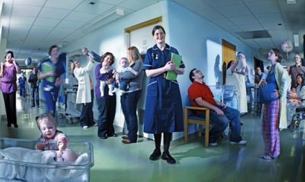 Die Geburtsklinik - Willkommen auf der Welt