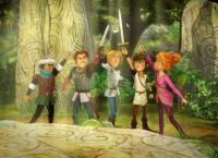 Arthur und die Freunde der Tafelrunde
