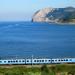 Mit dem Zug durchs Baskenland