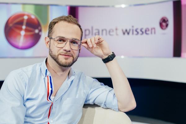 Bild 1 von 4: Moderator Rainer Maria Jilg.