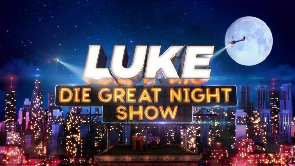 Bild 1 von 12: LUKE! Die Greatnightshow - Logo