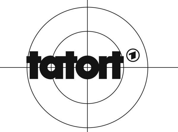 Bild 1 von 1: Tatort - Logo