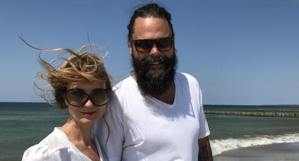 Bild 1 von 1: Daniela und Oliver Schmidt.