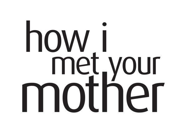 Bild 1 von 1: how i met your mother - Logo ...