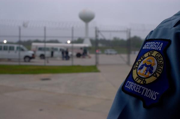 Bild 1 von 10: Auf jeden, der die Tore des Georgia State Diagnostic and Classification Prisons durchquert, wartet eine extrem harte Zeit. Ganz egal, ob Insasse oder Justizvollzugsbeamter ...