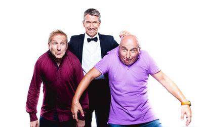 L�gen erlaubt - Die clevere PULS 4-Comedy-Show