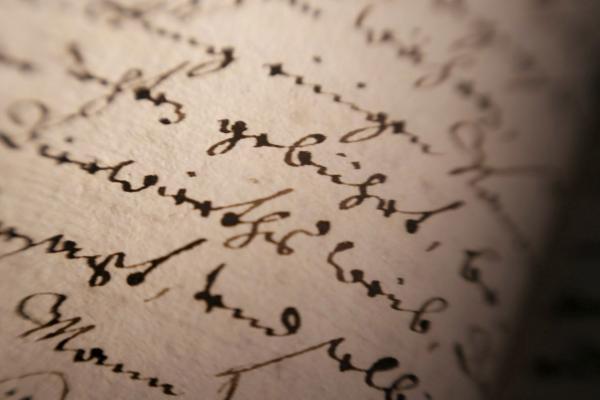 Bild 1 von 5: Nahaufnahme des originalen Tagebuchs von Peter Hagendorf. Seine Aufzeichnungen bieten einen einzigartigen Einblick in den Alltag der Soldaten während des Dreißigjährigen Krieges.