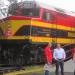 Mit dem Zug durch Panama