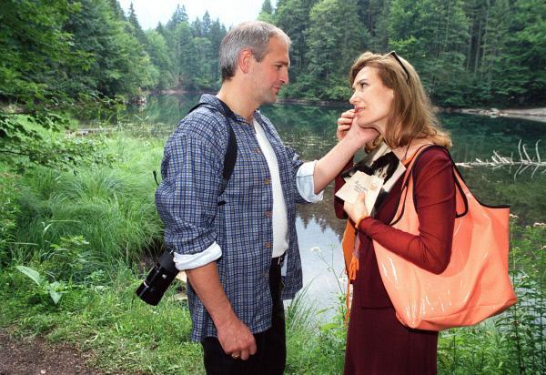 Bild 1 von 7: Fritz Egger (Florian Ahammer), Brigitte Karner (Erika Breinwald)