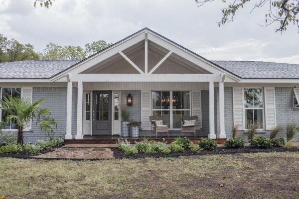 Fixer upper umbauen einrichten einziehen beach haus for Ranch style beach house