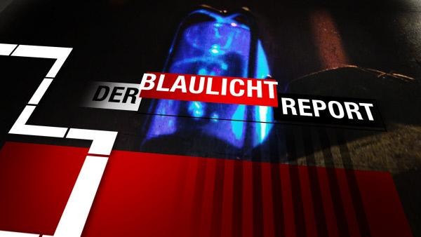 Bild 1 von 2: Der Blaulicht Report - Logo