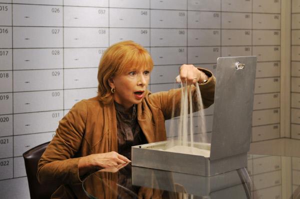 Bild 1 von 14: Bärbel Haase (Ursela Monn) macht eine schockierende Entdeckung.