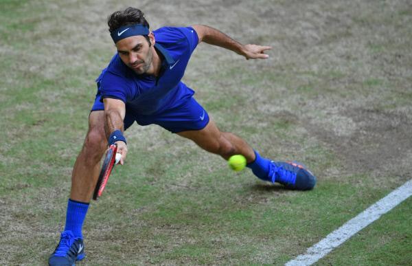 Bild 1 von 1: Roger Federer (SUI)