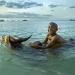 Über den Inseln Afrikas