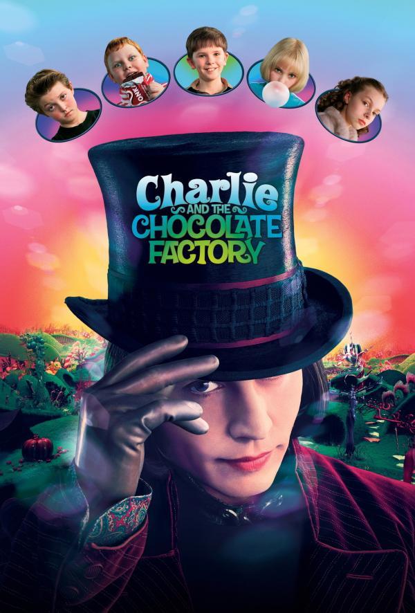 Charlie und die Schokoladenfabrik