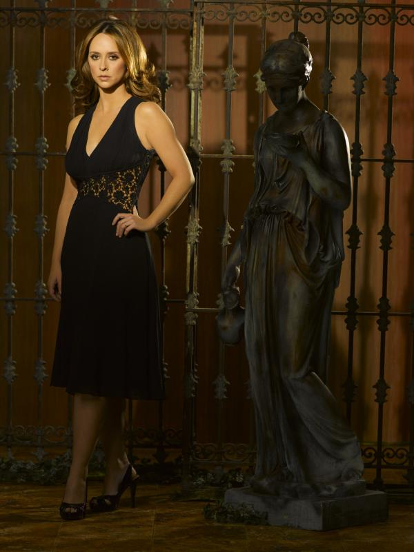 Bild 1 von 27: (3. Staffel) - Melinda (Jennifer Love Hewitt) wird immer wieder von den Geistern Verstorbener um Hilfe gebeten ...