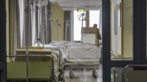 Bild 1 von 5: Die meisten Kliniken in Deutschland werden geschlossen, weil sie sich wirtschaftlich nicht mehr lohnen. Eine überregionale Planung dahinter gibt es nicht.