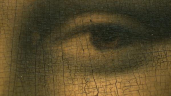 Bild 1 von 1: Der betörende Blick der Mona Lisa zieht fast jeden in den Bann.
