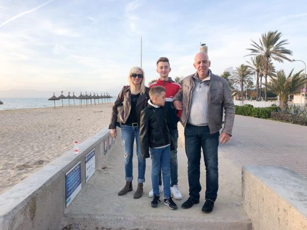 Bild 1 von 5: Wird Familie Gerken Mallorca wieder verlassen?