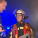 1.000 Grad: Feuerwehr hautnah