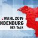 Brandenburg-Wahl: Der Talk