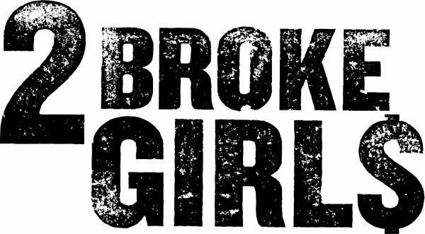 Bild 1 von 2: 2 Broke Girls - Logo